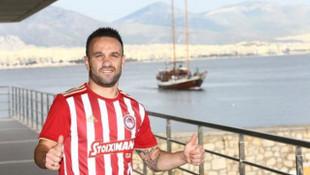 Mathieu Valbuena resmen Olympiakos'ta