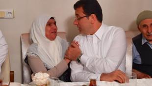 Ekrem İmamoğlu: Benim muhalefetim evde''