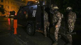İstanbul'un 3 ilçesinde şafak operasyonu: 80 gözaltı