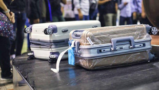 Rus yolcunun valizinden servet çıktı