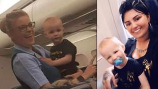 İşte gökyüzünün kanatsız meleği: 1 yaşındaki bebeği hayata döndürdü
