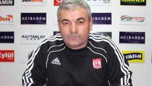 Demir Grup Sivasspor gündemine Rıza Çalımbay'ı aldı!