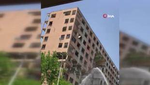İstanbul Bahçelievler'de yıkım rezaleti