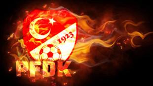 8 Süper Lig takımı PFDK'ya sevk edildi