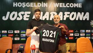 Jose Carlos Coentrao Marafona, Alanyaspor'da