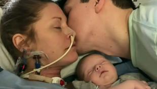 Doğum sırasında kaptığı virüs onu bu hale getirdi