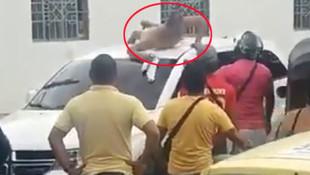 Aldatılan kadının intikamı ! Kocasına çırılçıplak şehir turu attırdı