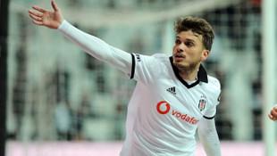Beşiktaş Adem Ljajic'in bonservisinin alındığını KAP'a bildirdi