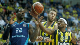 Fenerbahçe Beko 92 - 59 Türk Telekom