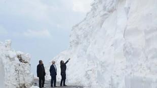 Alaska değil, Türkiye! Türkiye'nin en büyüğü böyle görüntülendi
