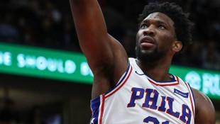 Philadelphia 76ers, Toronto Raptors karşısında durumu 2-1 yaptı