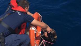 Ayvalık'ta tekne faciası: 9 ölü ve kayıplar var