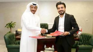 Alanyaspor, Al Duhail ile işbirliği anlaşması yaptı
