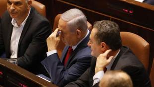 İsrail'de hükümet krizi ! Erken seçime gidiliyor