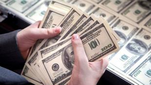 Dolar eridi ! Dolar/TL 5,87 TL'yi gördü...