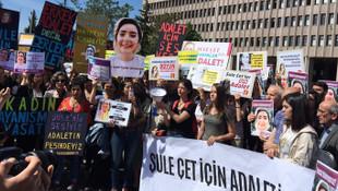 Şule Çet'in katil zanlısından erişim engeli kararı