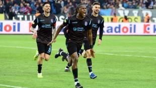 Trabzonspor forvet transferine yoğunlaştı
