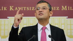 Özgür Özel'den yargı reformu tepkisi !