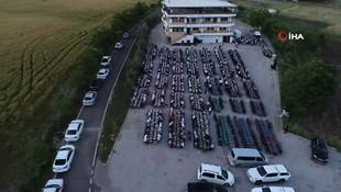 300 torunlu Hamo Ağa 2 bin kişiye iftar yemeği verdi