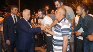 Erdoğan reddetti, Binali Yıldırım kabul etti