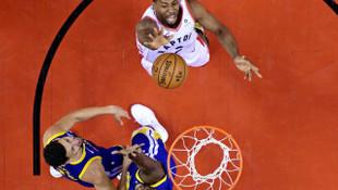 Toronto Raptors seriye galibiyetle başladı