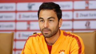 Galatasaray Selçuk İnan'la 1 yıllık yeni sözleşme imzalayacak!