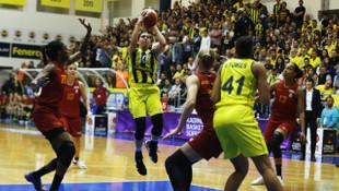 Fenerbahçe, Galatasaray'ı yenerek Kadınlar Basketbol Süper Ligi'nde finale yükseldi