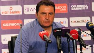 Mustafa Kaplan: Bir penaltı iki puanımızı götürdü