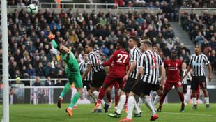 Liverpool'dan üst üste 8. galibiyet