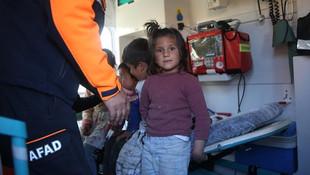 12 saattir kayıp 4 çocuk oraya sığınmış