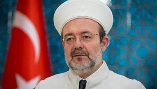 Diyanet İşleri Başkanı Davutoğlu'nun partisine mi katılacak ?