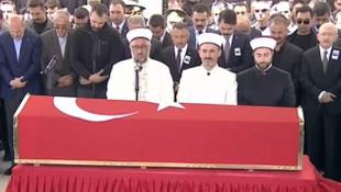Kılıçdaroğlu yeniden şehit cenazesinde
