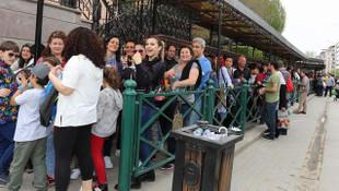 Yılmaz Büyükerşen Balmumu Heykeller Müzesi ziyaretçi rekoruna koşuyor