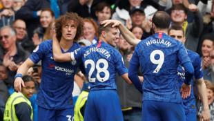 Chelsea 3 - 0 Watford (Premier Lig)
