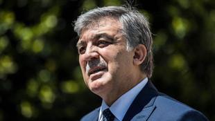 Abdullah Gül'den Sabah gazetesine: ''Yalan, kötü niyetli, saygısızca!''