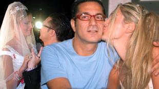 Mehmet Ali Erbil'in eski eşi Sedef Altuntaş evlendi