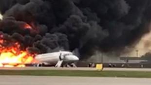 Moskova'daki uçak faciasının nedenleri belirlendi