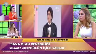 Tuğçe Ergişi'den Kemal Doğulu'ya olay sözler