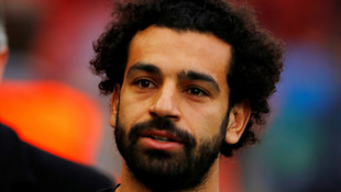 Muhammed Salah'tan takım arkadaşlarına tişörtlü gönderme