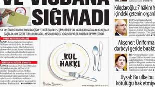 Nurculardan AK Parti'yi karıştıracak karikatür