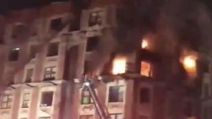 New York'ta yangın: 4'ü çocuk, 6 ölü