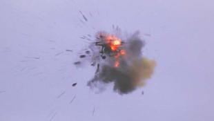 Türkiye'nin yeni silahından ilk görüntüler ortaya çıktı
