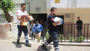 Şanlıurfa'da ikiz bebekler ölü bulundu !