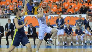 Çukurova Basketbol 78 - 71 Fenerbahçe (Kadınlar Basketbol Süper Ligi play-off final serisi)