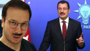 Ali İhsan Yavuz, Şahan Gökbakar'ı kilosuyla vurdu