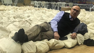 CHP'li Mahmut Tanal hastaneye kaldırıldı