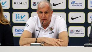 Obradovic: Fenerbahçe'de olduğum için mutluyum