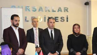 İstifa eden AK Partili başkanın yerine yeni başkan seçildi