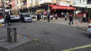İstanbul'da gündüz vakti çatışma ! Bir kadın yaralandı