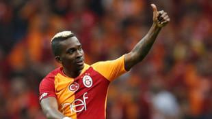 Henry Onyekuru Galatasaray'ın takımda kalmasını istediğini açıkladı